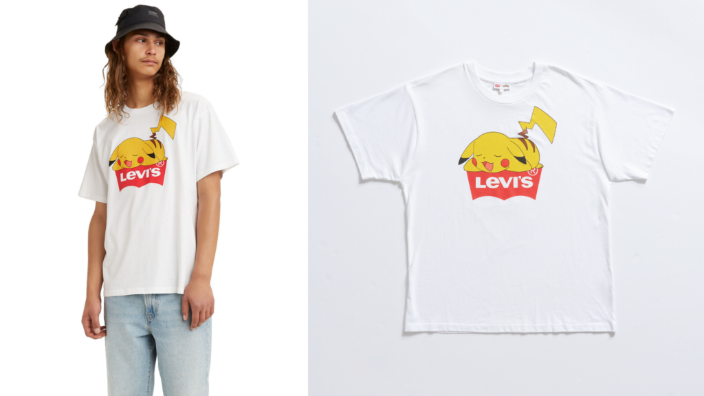 Levis x Pokemon 2